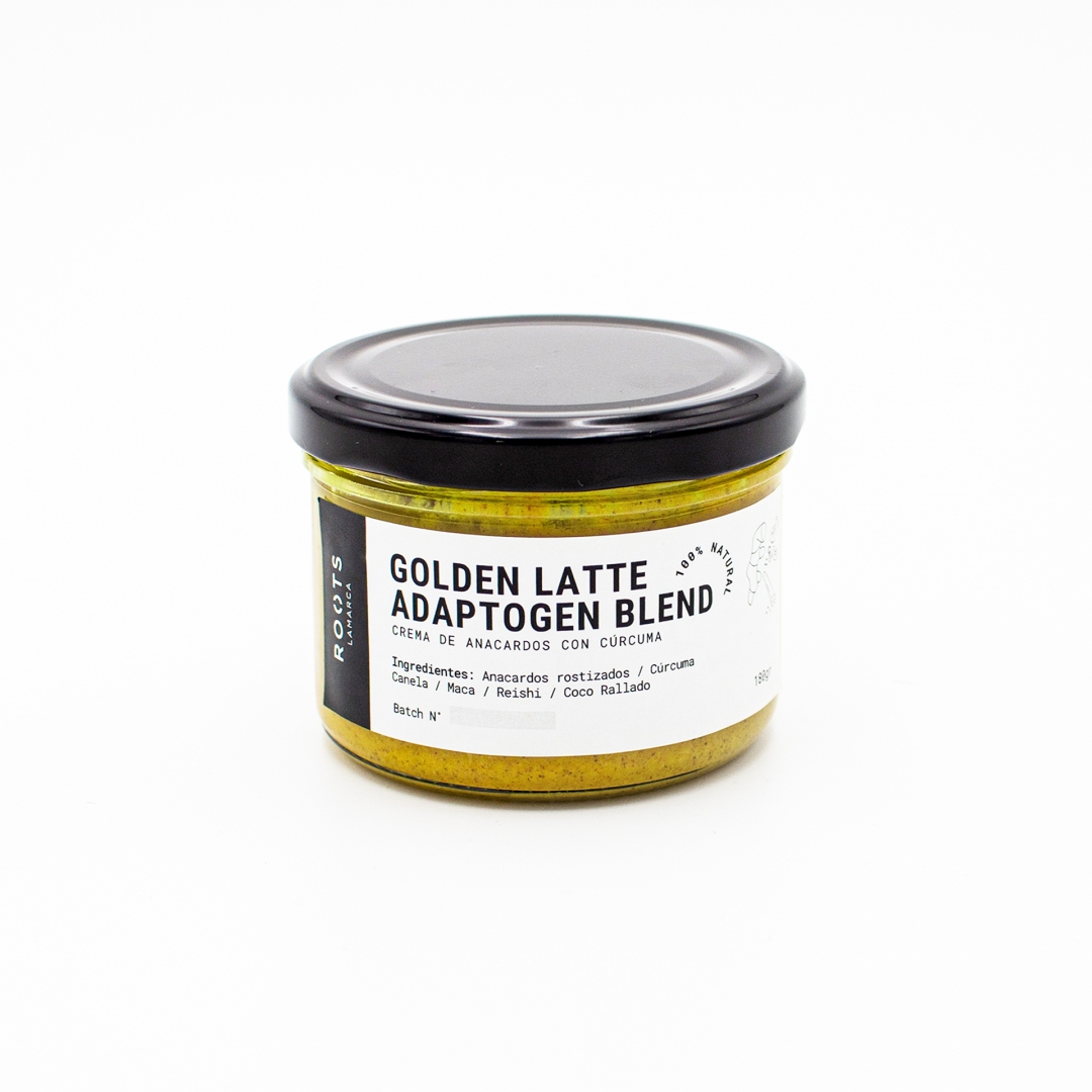 GOLDEN LATTE ADAPTOGEN BLEND